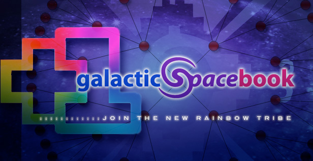 [Join the Galactic Rainbow Tribe - Galactic Spacebook]