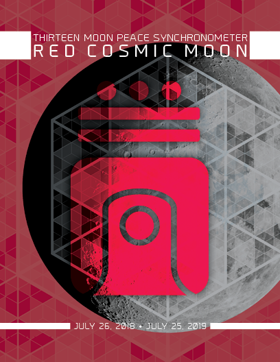 Request a Free 13 Moon Pocket Calendar from the Foundation