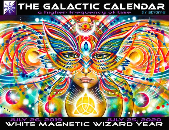 The Galactic Calendar - by Skytime