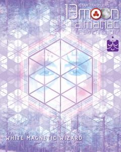Star Traveler's 13 Moon Almanac of Synchronicity