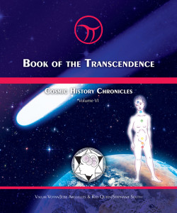 Book of the Transcendence - by Jose Arguelles/Valum Votan & Stephanie South/Red Queen