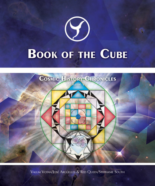 Book of the Cube - by Jose Arguelles/Valum Votan & Stephanie South/Red Queen