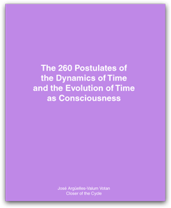The 260 Postulates of the Dynamics of Time