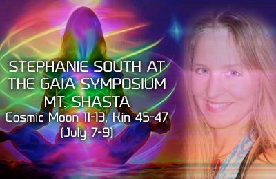 Gaia Symposium, Mt. Shasta