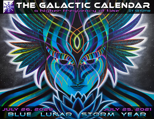 The Galactic Calendar - by Skytime