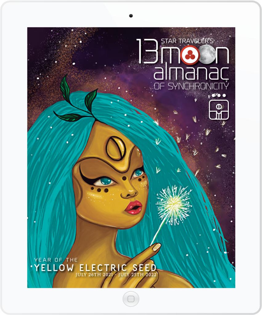 eBook Star Traveler's 13 Moon Almanac of Synchronicity