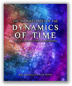 The 260 Postulates of the Dynamics of Time and the Evolution of Time as Consciousness